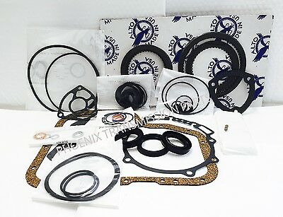 F3A Transmission Gasket and Seal Rebuild Kit & Clutches 1981 Up fits Mazda Ford
