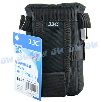 JJC Deluxe Lens Pouch for TAMRON AF 18-200mm f/3.5-6.3 XR LD IF MACRO A14N II