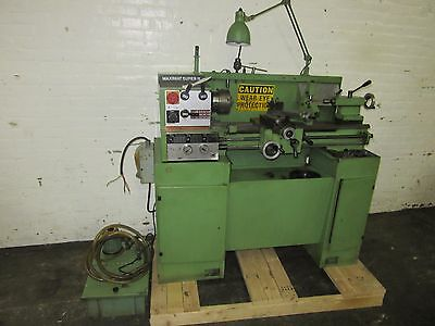 Emco Maier Maximat Super II Precision Lathe INCH/METRIC
