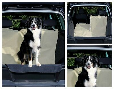 Car Boot Cover Boot Protector Beige Dog Cover 1.80 x 1.30 m
