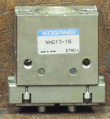 1 Used Koganei Nhc1D-16 Parallel Holder ***make Offer***
