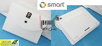 1 Custodia Cartella Porta Documenti Smart Fortwo 451 7/2007 >10/2014 Originale