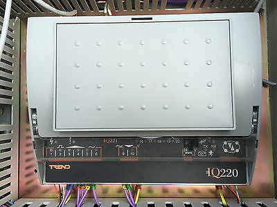 Trend IQ220 BMS Controller with cabinet