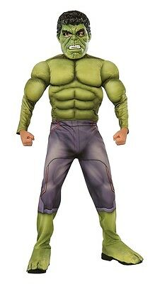 Avengers 2: Age of Ultron Deluxe Hulk Child Costume