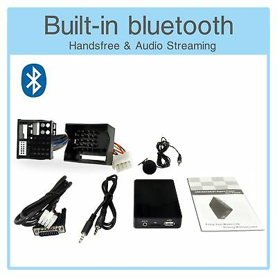 Bluetooth A2DP USB adapter BMW E39 E83 E53 E85 Business CD Freisprecheinrichtung