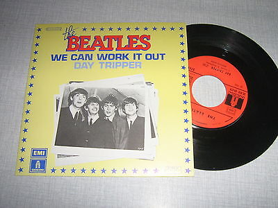 The Beatles 45 Tours France Day Tripper