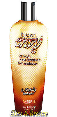 Synergy Tan BROWN ENVY - Sunbed Tan Accelerator Lotion  --  Posted Same Day