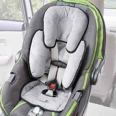 2 in 1 Baby Head Hugger & Full Body Support Liner for Car Seat Buggy Pushchair