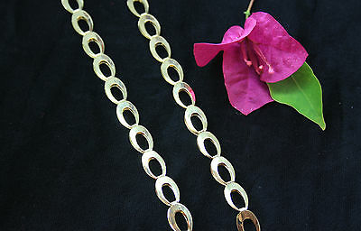 Gold Plated Tear-Drop Bra Straps (Pair 2 PC) Weddings, Presents, Gifts
