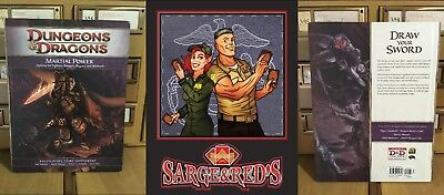 Martial Power Dungeons & Dragons  ✰Sarge &  Red's✰  D&D