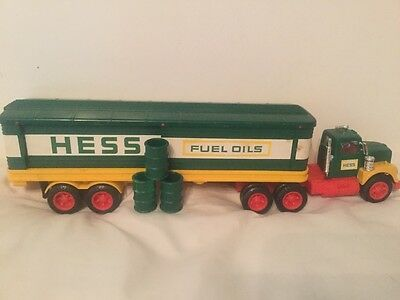 1975 Hess model Truck. Mint condition. In original box.