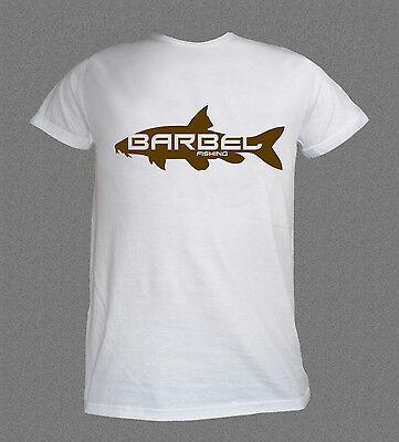 Barbel Fishing T-shirt (various sizes available)