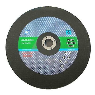 """High Quality 230mm 9"""" inch Metal Cutting Discs for Angle Grinder"""