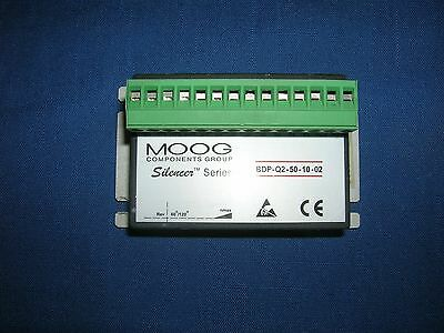Moog Bdp-Q2-50-10-02 Speed Controller Silencer. Matches Moog Bm23-28Be-04Chp