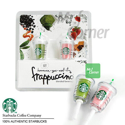 SA018 starbucks Frappuccino phone & digital devices 3.5mm Dust Stopper Plug Set