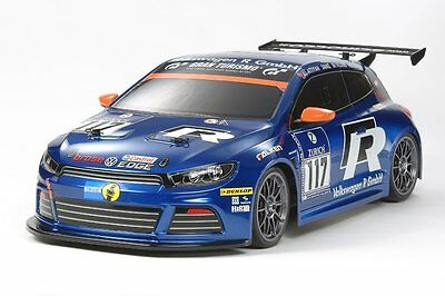 Tamiya 58505 1/10 RC Volkswagen Scirocco GT24-CNG (FF-03)