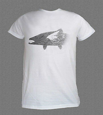 Trout and Wet Fly Fishing T-shirt (various sizes available)