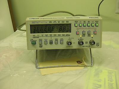 Pm 6666 Timer / Counter