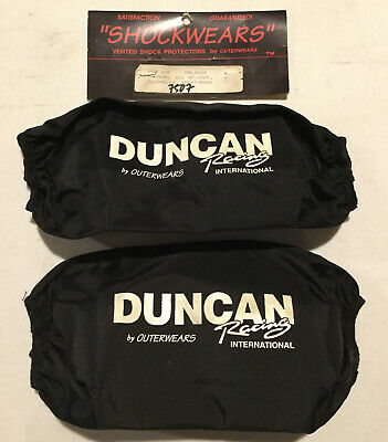 Duncan Racing Shockwears Front Shock Covers Polaris Scrambler Magnum Sportsman