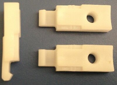 WESTINGHOUSE FRIDGE HANDLE INSERT KIT (1443895 x 3) • AUD 21.60