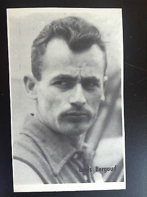 CPA carte postale Lotto photo Louis Bergaud  Sport