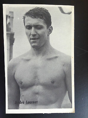 CPA carte postale Lotto photo André Laurent  Sport
