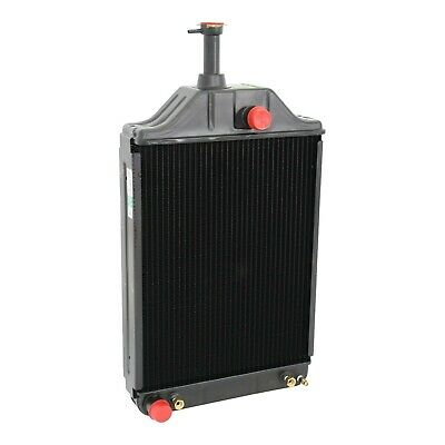 New Massey Ferguson Tractor Radiator Fits 255 and 265 Early Diesel 531981M94