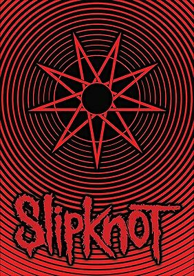 Slipknot Music Poster A A2 A3 A4