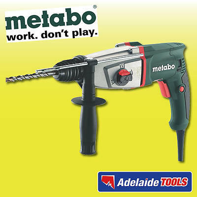 Metabo 800 WATT SDS Plus 3 Mode Rotary Hammer - KHE 2644