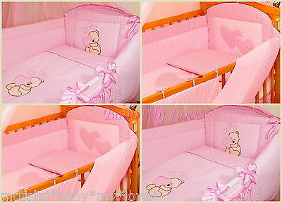 BABY Nursery Cot Bed ALL ROUND Bumper only  to fit Cot Bed approx. 420cm LONG!