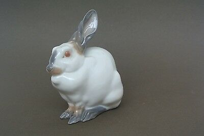 Royal Copenhagen Rabbit by Jeanne Grut