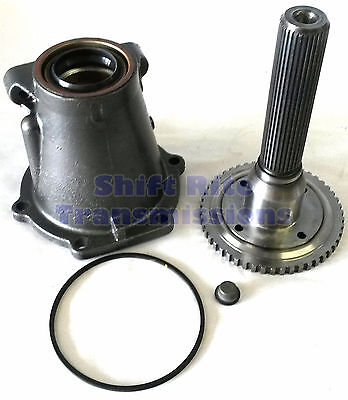 4L80E 2Wd Tail Housing Output Shaft 97-12 Orifice Gm 4L85E Mt1 Mn8 Transmission