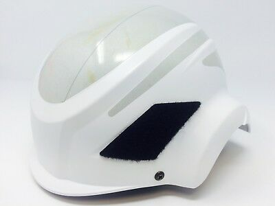 APC-2G Military Tactical Rescue Safety hearing Hard Hat Helmet White Large