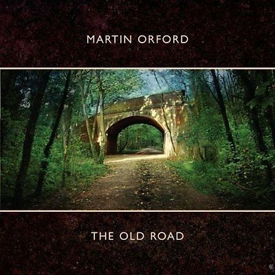 CD Martin Orford - The Old Road (IQ/Jadis)