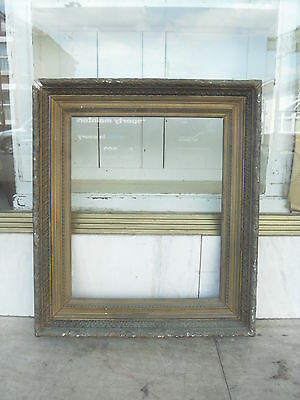 Victorian / Edwardian Antique Gilt Picture Frame / Antique Mirror Frame