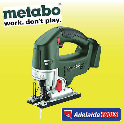 Metabo 18 Volt Cordless Variable Speed Jigsaw 'Skin' - STA 18 LTX SK
