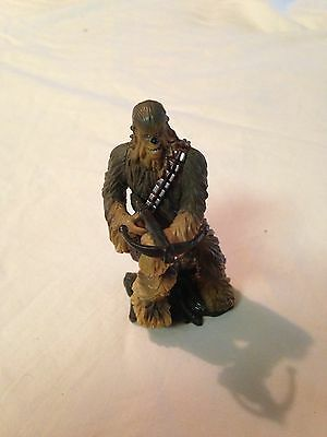 """2005 Star Wars Unleashed Chewbacca 3"""" Action Figure excellent"""