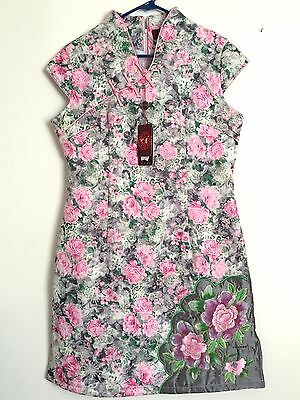 Traditional Chinese QiPao / Cheongsam, 2XL, New with tags