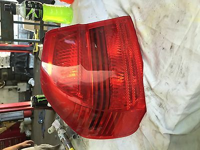2006-2008 Bmw 325 328 330 335 Sedan Left Driver Tail Light Oem 7161955