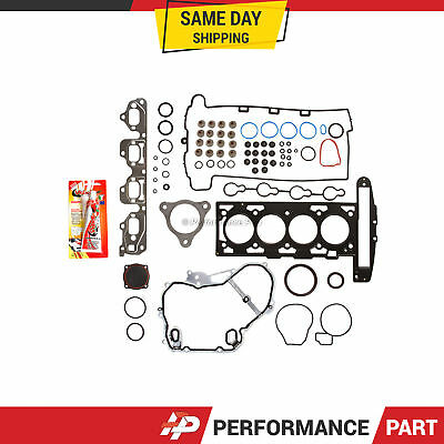 Full Gasket Set for 07-08 Chevrolet Cobalt HHR Malibu Pontiac Saturn Ion 2.2