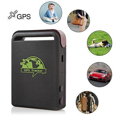 GSM / GPRS / GPS Tracker Car Vehicle Tracking Locator Device Real Time GPS Track
