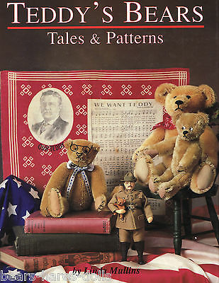 Teddy Tales and Patterns by Linda Mullins