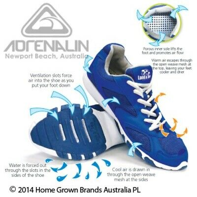 Adrenalin Mariner Yacht Shoe for Boat Beach and Watersport BRAND NEW