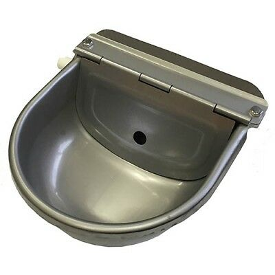 AUTOMATIC STAINLESS WATER BOWL BRASS FLOAT VALVE Trough Stock Drink Animal Dog A