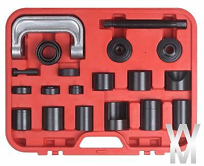 Ball Joint Service Kit Adaptor Set 21pc With 4-Wheel Drive Adaptors