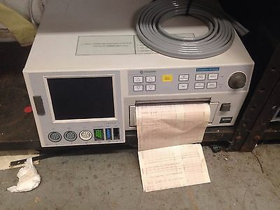 Corometrics/Marquette Maternal/Fetal Monitor 120 Series Parts Unit, Not Working