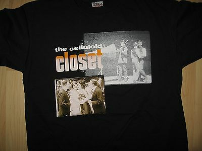 The Celluloid Closet Tee - Vintage 1995 Movie Gay LGBT Vito Russo USA T Shirt XL