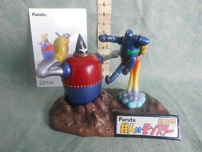Tetsujin 28 Super Robot  Furuta Gashapon Action Figure  Robot