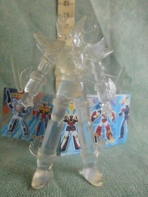 Atlanger Trasparente Gashapon Action Figure  Robot Anime