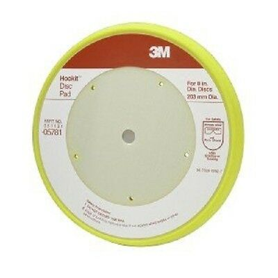 3M 05781 Hookit Disc Pad Dust Free, 8 in, 1 per case
